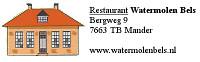 Restaurant de Watermolen van Bels
